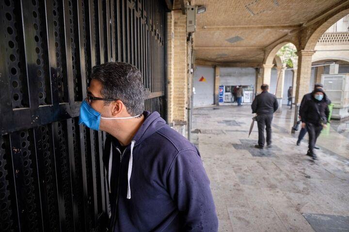 قرنطینه تهران 5