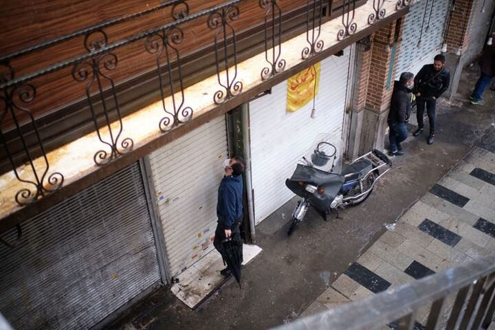 قرنطینه تهران 6