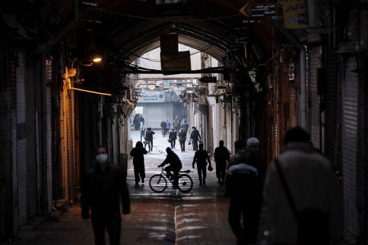 قرنطینه تهران 9