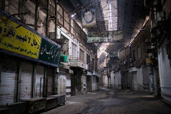 قرنطینه تهران 10
