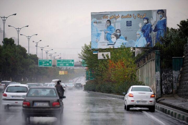 قرنطینه تهران 14