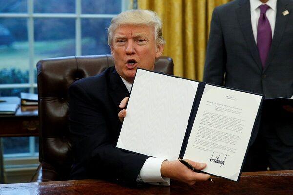 جنگ تجاری ترامپ و کاهش اثرگذاری واشنگتن بر تجارت آسیا