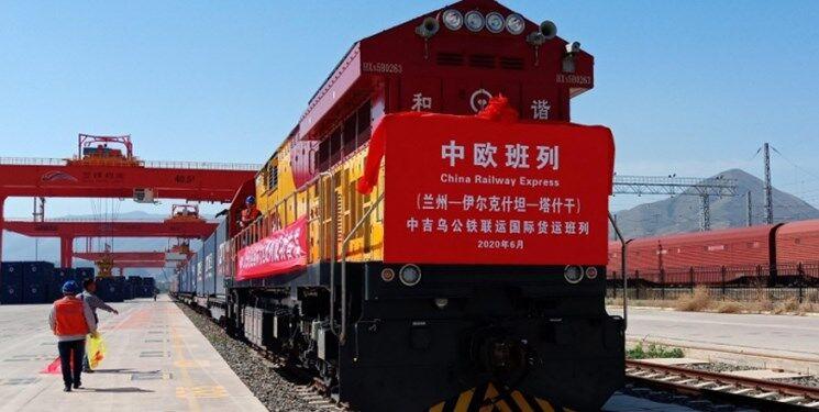 اتصال چین به ایران از طریق قرقیزستان؛ سریع ترین خط آهن به اروپا و خاورمیانه