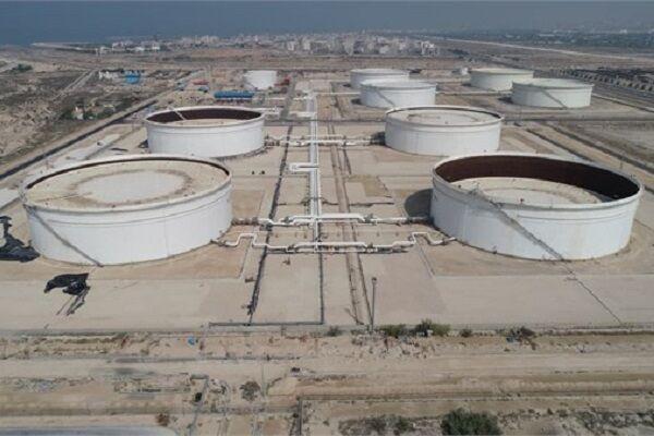 مخازن متمرکز ذخیرهسازی میعانات گازی پارس جنوبی به بهرهبرداری میرسد