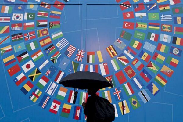 ۲ نیمه متفاوت معاملات جهانی در هفته گذشته
