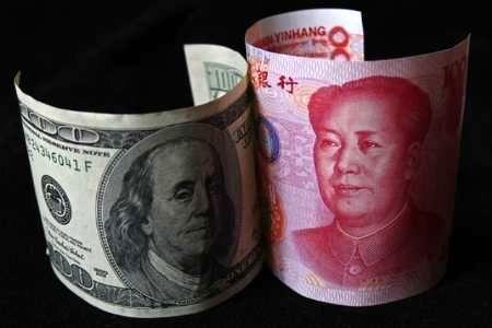 ثبات یوان با وجود کاهش دلار