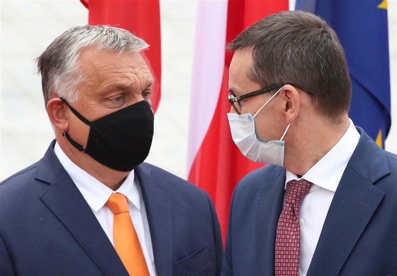 رایزنی لهستان و مجارستان درباره وتو بودجه اروپا
