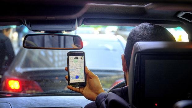 «اوبر» طرح آزمایشی تعیین قیمت توسط راننده را کلید می زند