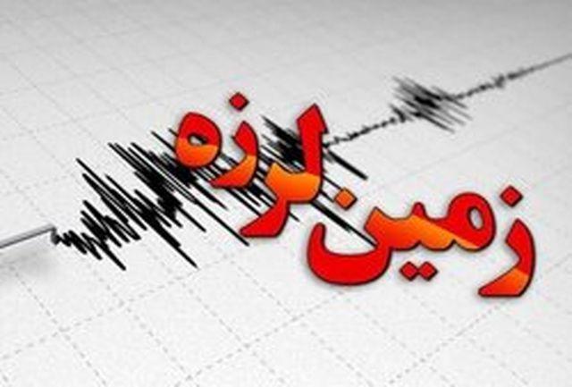 زمینلرزه ۵ ریشتری گناوه خسارتی نداشته است