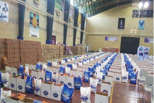 طبخ و توزیع ۳.۲ میلیون پرس غذای گرم برای نیازمندان سراسر کشور