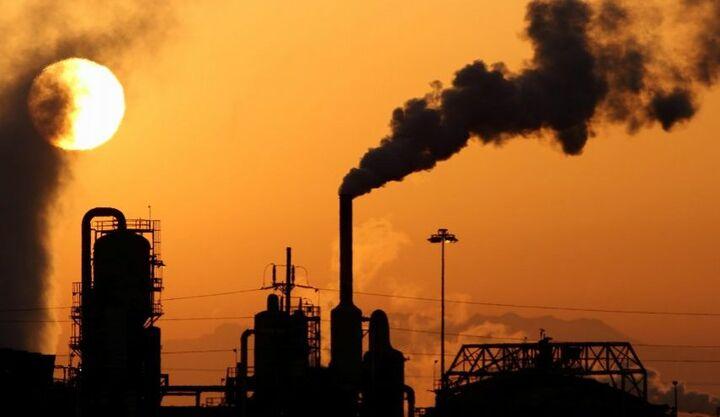 افزایش شدید گازهای گلخانه ای در چین