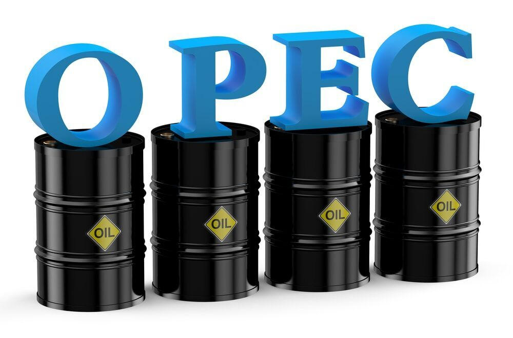 قیمت سبد نفتی اوپک از ۴۸ دلار گذشت