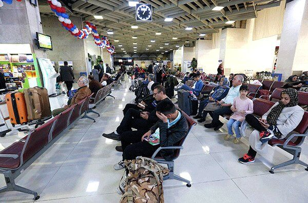 گلایه مردم از کنسلی مکرر پروازهای فرودگاه بیرجند؛ مشکل از کمبود ناوگان است