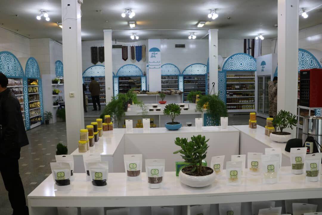 راهاندازی مرکز عرضه ۳هزار کالای تولیدی مشاغل خانگی ۱۲ استان در اصفهان