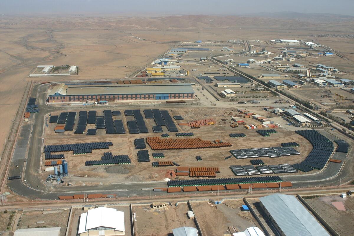 روزشمار افتتاح بزرگترین پروژه تامین آب پایدار شهرک های صنعتی کشور
