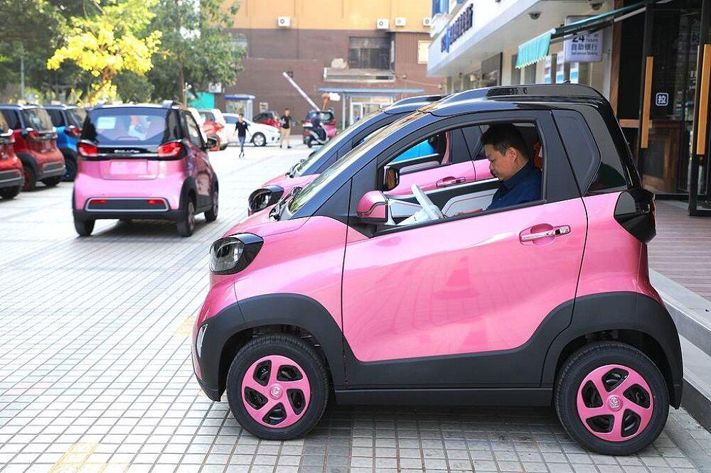 افزایش فروش خودروهای سواری در چین