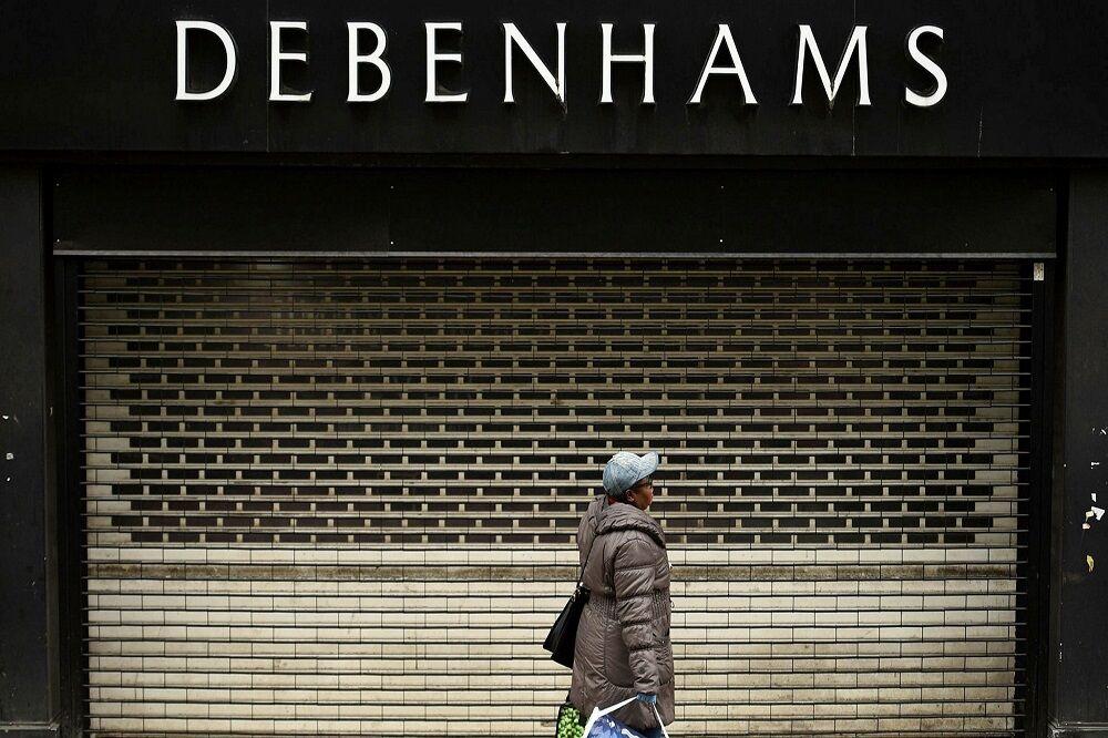 غول خرده فروشی انگلیس اعلام ورشکستگی کرد