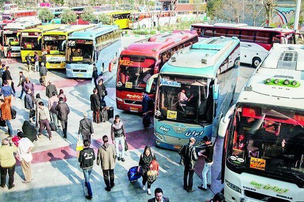 کاهش ۳۶ درصدی سفرهای درون شهری و برون شهری استان همدان