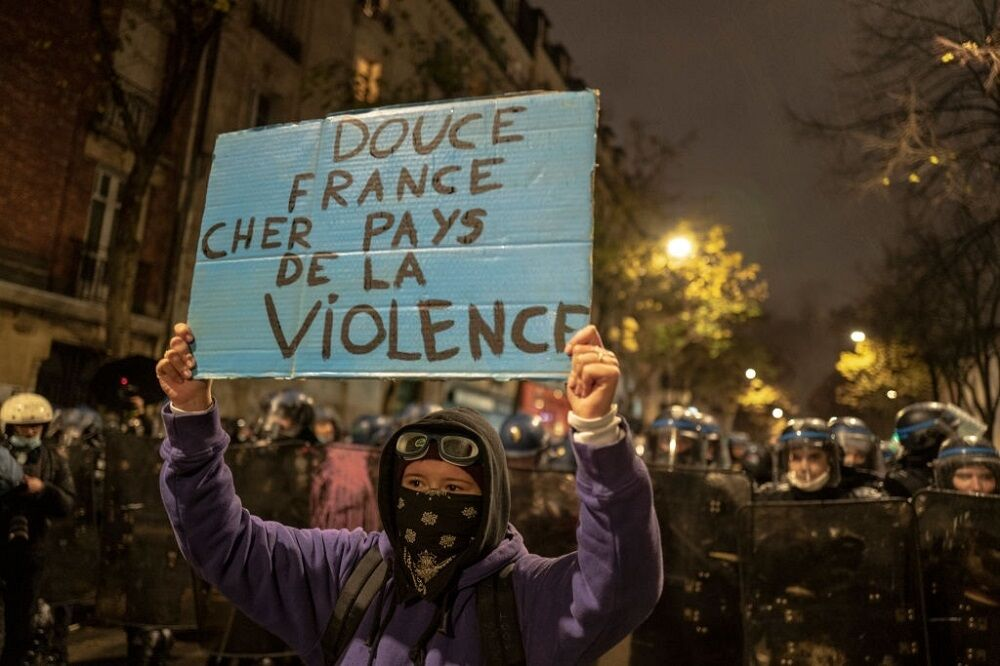 ادامه اعتراضات به اوضاع اقتصادی در فرانسه