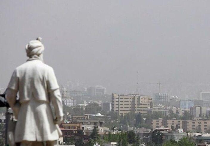 آلودگی هوای مشهد بر بارشها غلبه کرد