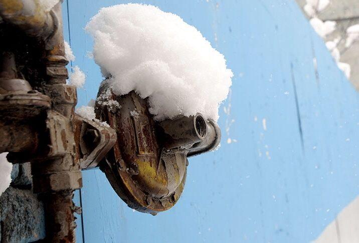 خانههای کجور گرم نشد، وعدههای گازی یخ زد
