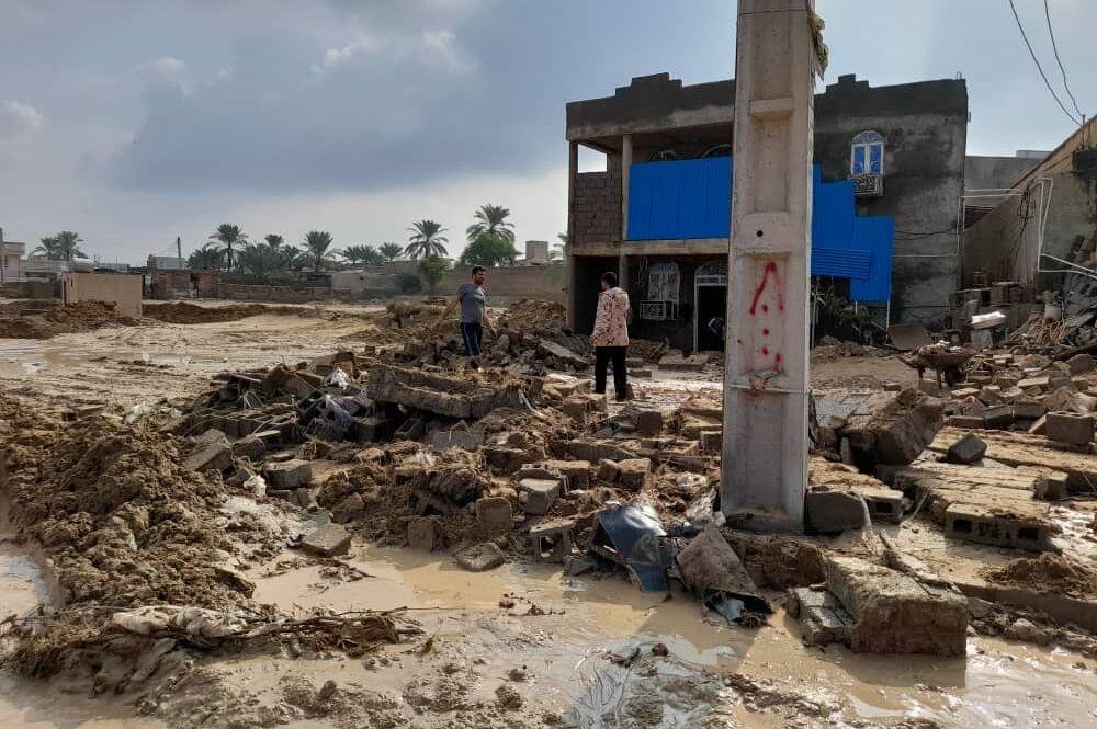 کارشناسی واحدهای آسیب دیده از سیلاب استان بوشهر پایان یافت