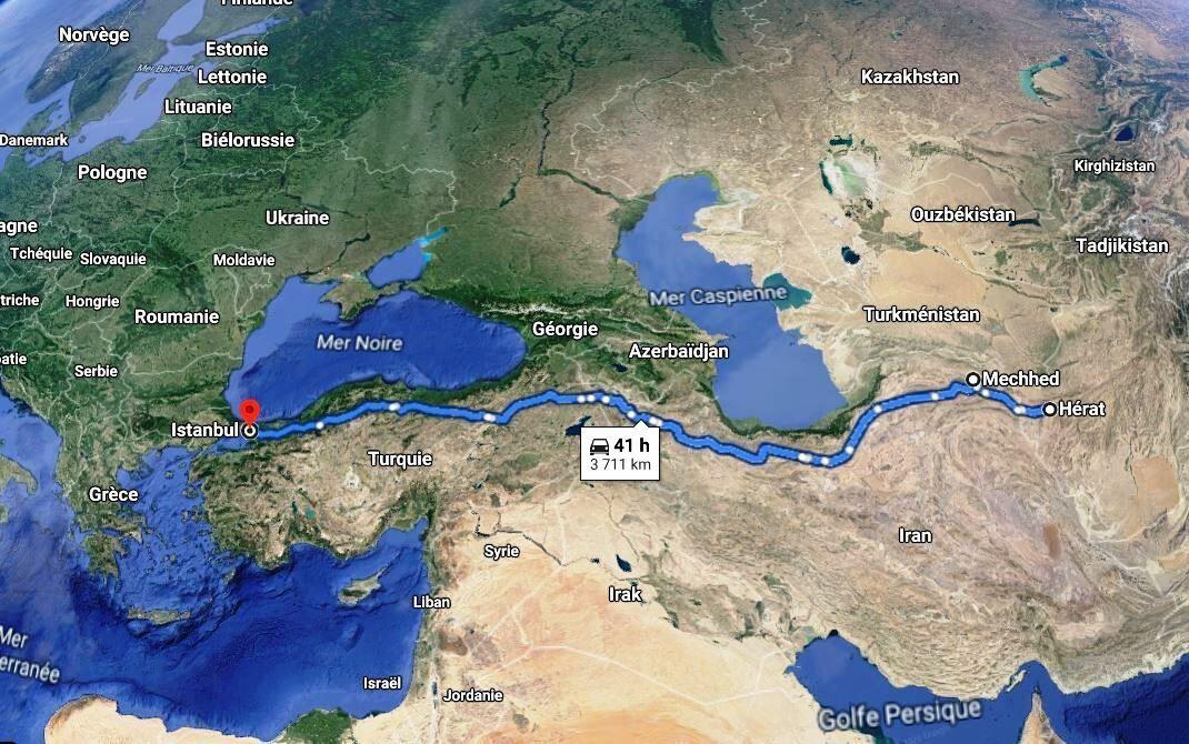 راهآهن «خواف- هرات» چهارراه اقوام جهان؛ محور شرق روی ریل توسعه قرار میگیرد