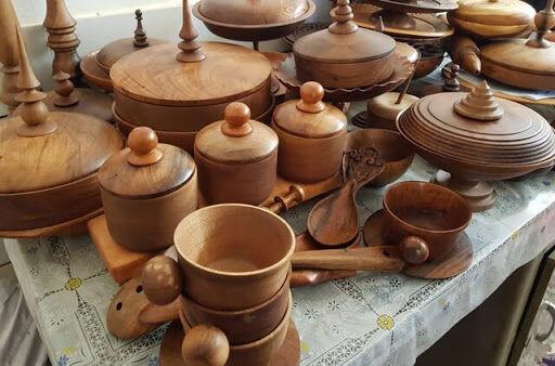 کارگاه صنایع دستی هنرکده نفیس روستای میقات اراک بهره برداری شد