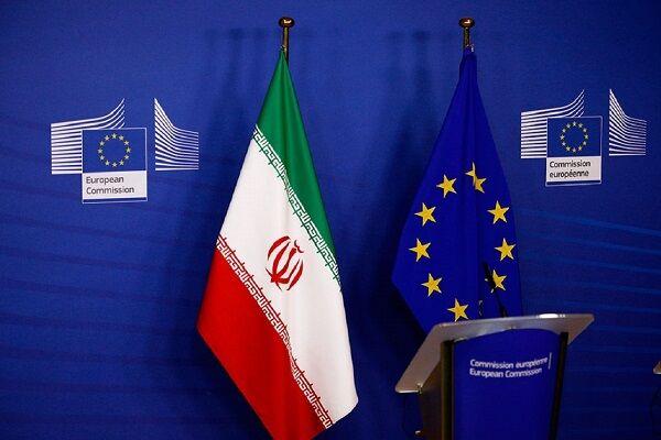 یک دهه تجارت کالایی ایران با اروپا