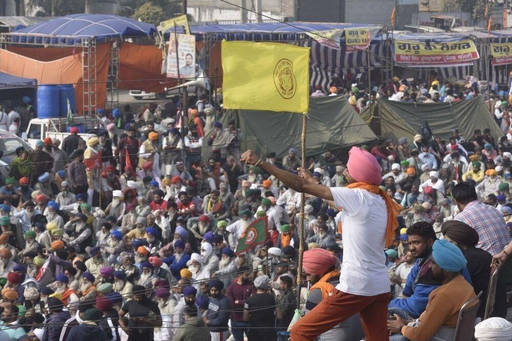 اعتراضات کشاورزان هندی به دوازدهمین روز رسید