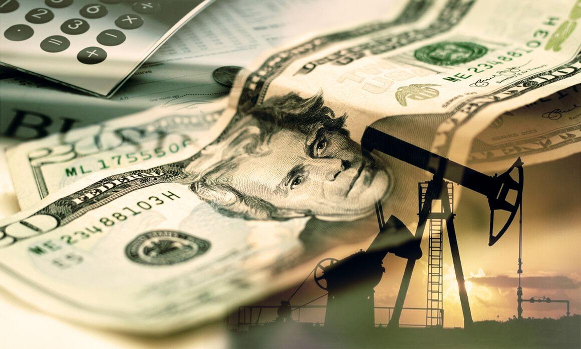 کاهش قیمت نفت به زیر ۴۸ دلار