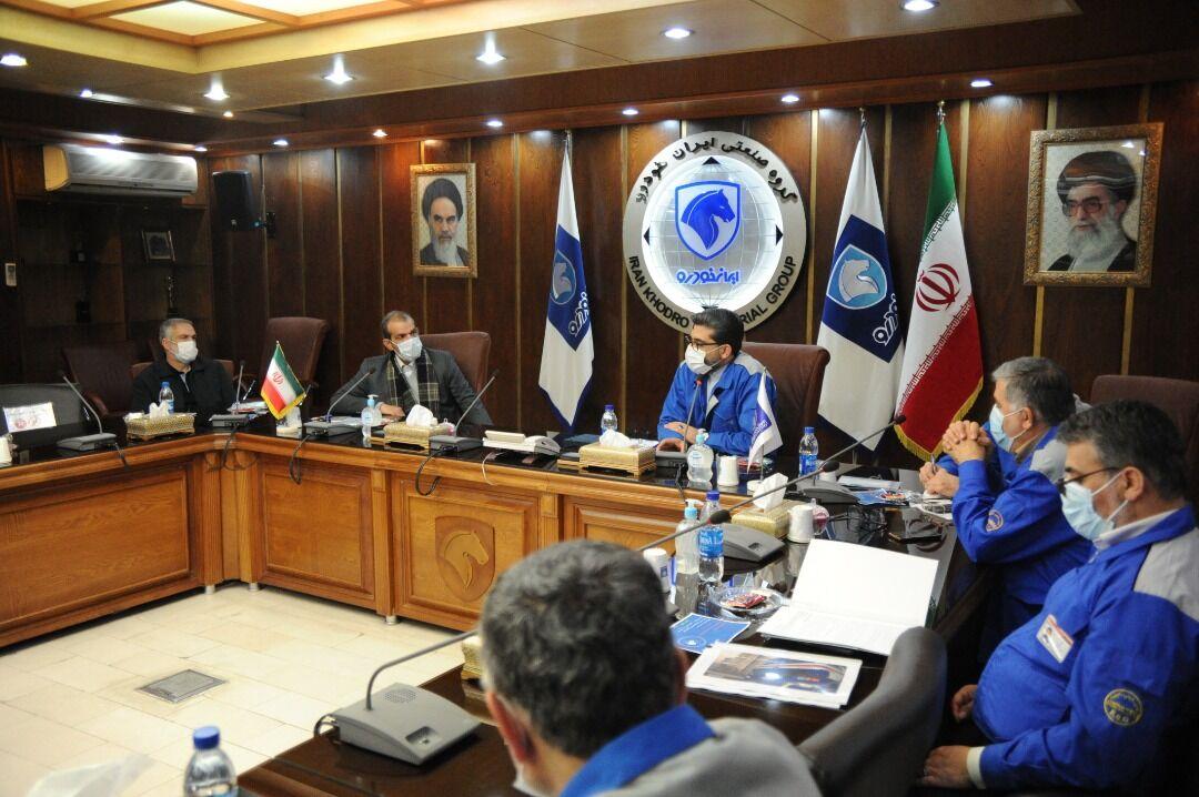 به دنبال فعالیت دوباره ایرانخودرو در عراق و سوریه هستیم
