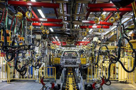 تولید خودرو در کشور ۵۰ درصد افزایش مییابد