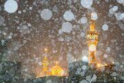 برف و باران خراسان رضوی را فراگرفت؛ توفان در سبزوار یخبندان در مشهد