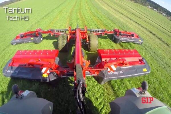 ماشینآلات نوین کشاورزی به کمک کشاورزان آمدهاند