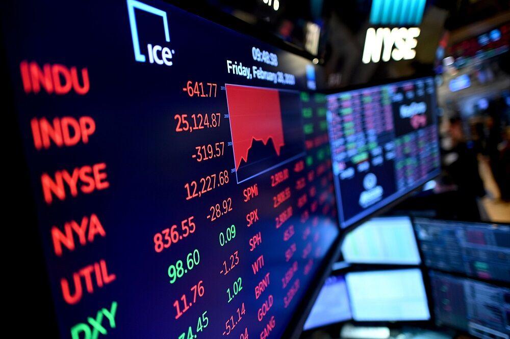 رشد چشمگیر معاملات در وال استریت
