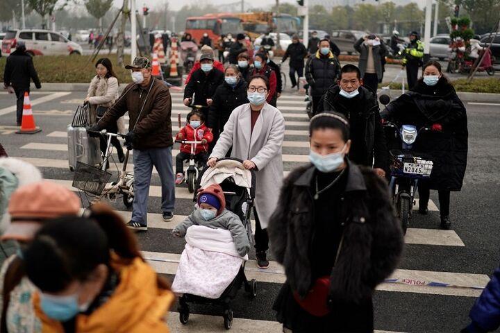 کاهش ۷۰ درصدی سفرهای ریلی در چین