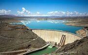 تنها ۱۴ درصد سد زایندهرود آب دارد| افزایش ۷ درصدی بارش در سرشاخهها