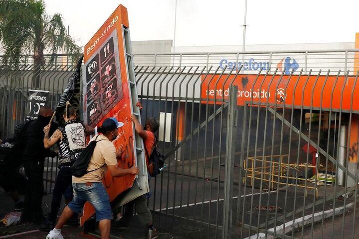 اعتراضات در برزیل 4