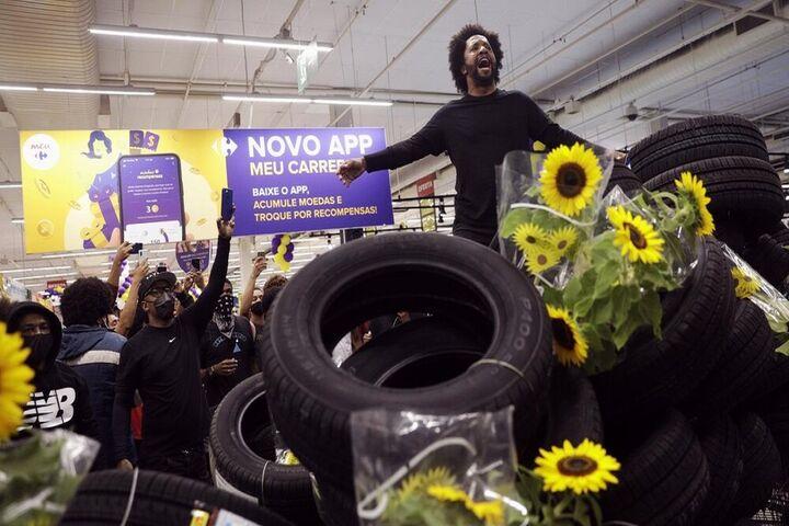 اعتراضات در برزیل 5