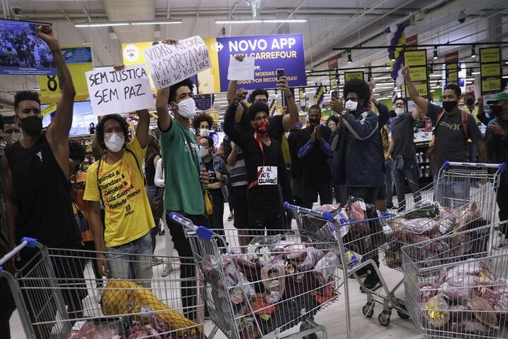 اعتراضات در برزیل 7