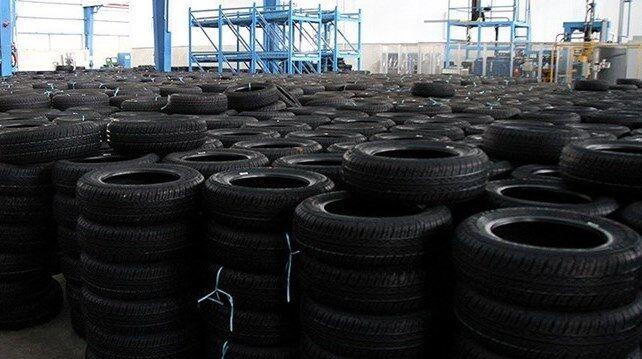 جریمه یک میلیارد و ۱۶۰میلیون ریالی برای عرضه لاستیک در آذربایجانشرقی