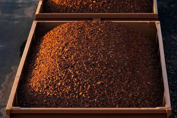 تداوم افزایش قیمت سنگ آهن