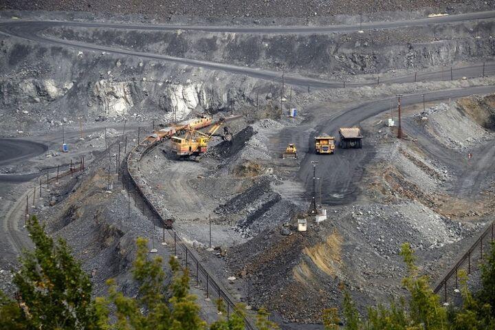 گزارش تحلیل صنعت سنگ آهن
