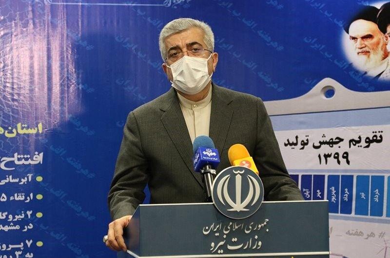 ارتقای برق رسانی برای کمک به صنایع سمنان| پروژههای طرح «الف ب ایران» افتتاح شد
