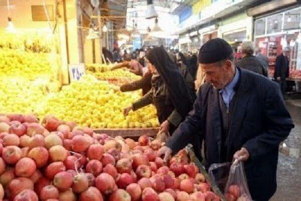 قیمت میوه و تره بار در ۱۳ اردیبهشت ۱۴۰۰