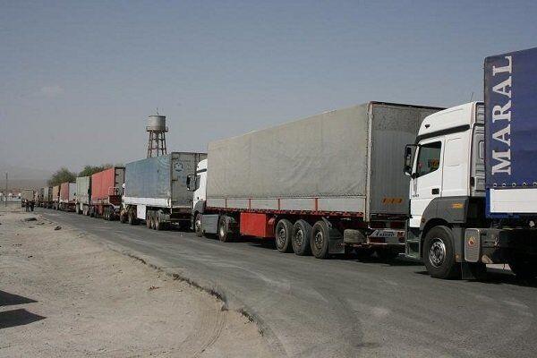 جابهجایی ۱۵ میلیون تن کالا توسط ناوگان حمل و نقل آذربایجانشرقی