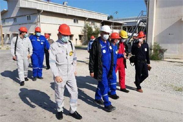 وضعیت ایمنی پایانه نفتی خارگ با اجرای پروژههای مصوب ارتقا مییابد