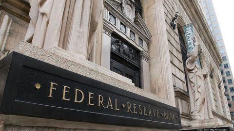 فدرالرزرو چشمانداز اقتصادی خود را بهبود بخشید