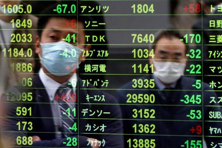 رشد ارزش سهام در بازارهای بورس آسیا